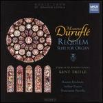 Maurice Duruflé: Requiem; Suite for Organ