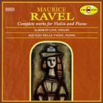 Maurice Ravel: Complete Works for Violin and Piano