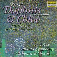 Maurice Ravel: Daphnis & Chloe/Pavanne For A Dead Princess - Christina Smith (flute); Yoel Levi (conductor)
