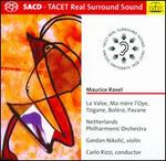Maurice Ravel: La Valse; Ma Mère l'Oye; Tzigane; Boléro; Pavane
