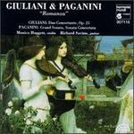 Mauro Giuliani & Paganini: Romanza