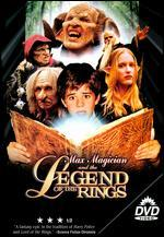 Max Magician and the Legend of the Rings