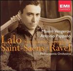 Maxim Vengerov Plays Lalo, Saint-Saëns, Ravel