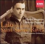 Maxim Vengerov Plays Lalo, Saint-Sa�ns, Ravel