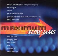 Maximum Slow Jams - Various Artists