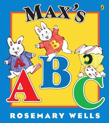 Max's ABC - Wells, Rosemary