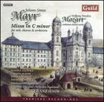 Mayr: Mass in C minor; Mozart: Unknown Choral Works
