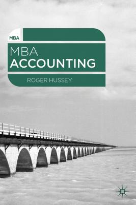 MBA Accounting - Hussey, Roger