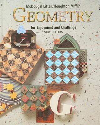 McDougal Littell Geometry for Enjoyment & Challenge: Student Edition Geometry 1991 - McDougal Littel (Prepared for publication by)