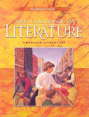 McDougal Littell Language of Literature: Student Edition Grade 11 2002 - McDougal Littel (Prepared for publication by)