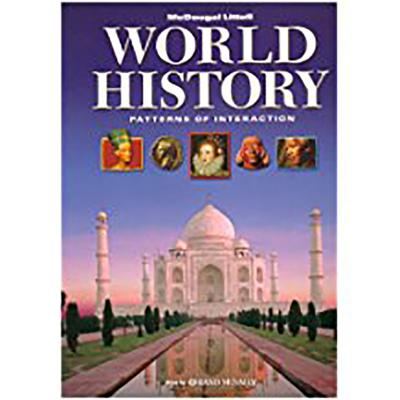 McDougal Littell World History: Patterns of Interaction: Student Edition (C) 2005 2005 - McDougal Littel (Prepared for publication by)