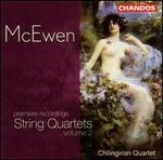 McEwen: String Quartets, Vol. 2