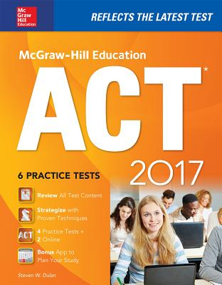 McGraw-Hill Education ACT 2017 Edition - Dulan, Steven W