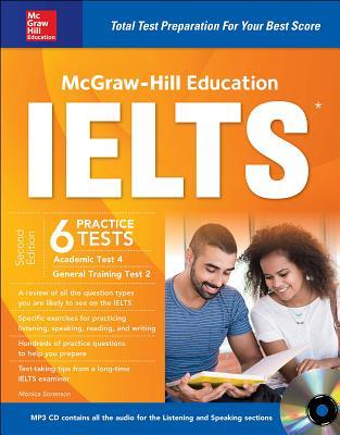 McGraw-Hill Education IELTS, Second Edition - Sorrenson, Monica
