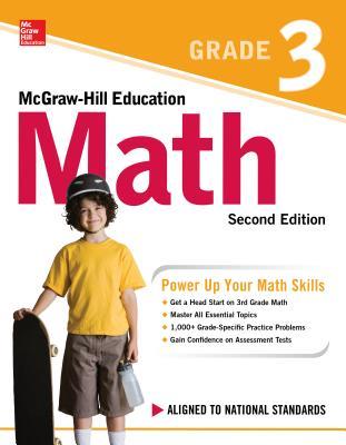 McGraw-Hill Education Math Grade 3, Second Edition - McGraw Hill
