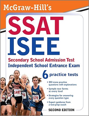 McGraw-Hill's SSAT/ISEE: High School Entrance Exams - Falletta, Nicholas, and Maloberti, Gregg W M (Foreword by)