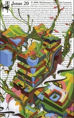 McSweeney's Issue 20 - McSweeney's Books (Creator)