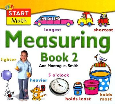 Measuring Book 2 - Montague-Smith, Ann