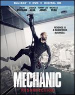 Mechanic: Resurrection [Blu-ray] [2 Discs] - Dennis Gansel