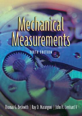 Mechanical measurements book by thomas g beckwith n lewis buck mechanical measurements beckwith thomas g and marangoni roy d and lienhard fandeluxe Choice Image