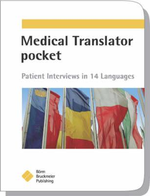 Medical Translator Pocket - Borm, Bruckmeier