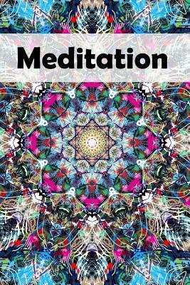 Meditation: Notizbuch / 150 Seiten / Kariert / Din A5+ (15,24 X 22,86 CM) / Mandala Cover Design - Journals, Einsicht Und Ruhe