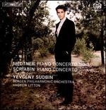Medtner: Piano Concerto No. 3; Scriabin: Piano Concerto