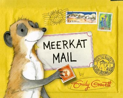 Meerkat Mail - Gravett, Emily