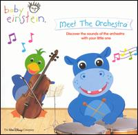 Meet the Orchestra [Blister Pack] - Baby Einstein Music Box Orchestra