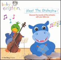 Meet the Orchestra [Blister Pack] - Baby Einstein Music Box Orchestra