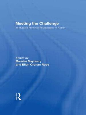 Meeting the Challenge: Innovative Feminist Pedagogies in Action - Cronan Rose, Ellen (Editor)