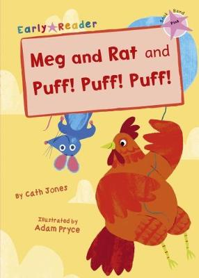 Meg and Rat & Puff! Puff! Puff! (Early Reader) - Jones, Cath