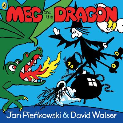 Meg and the Dragon - Walser, David