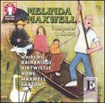 Melinda Maxwell: Composer & Oboist