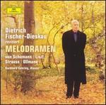 Melodramen von Schumann, Liszt, Strauss, Ullmann