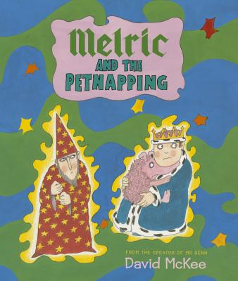 Melric and the Petnapping -