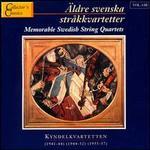 Memorable Swedish String Quartets, Vol. 1:3