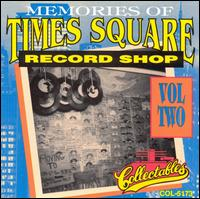 Memories of Times Square Record Shop, Vol. 2 - Various Artists