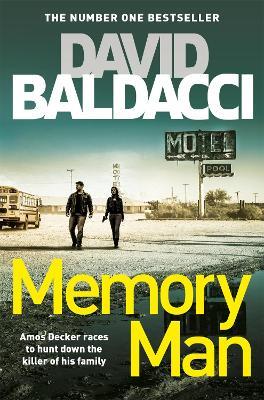 Memory Man - Baldacci, David