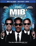 Men In Black 3 [Bilingual] [3D] [Blu-ray/DVD] - Barry Sonnenfeld