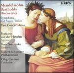 Mendelssohn-Bartholdy Discoveries - Boris Statsenko (baritone); Francine van der Heijden (soprano); Hartmut Schill (violin); Robert Schumann Philharmonie; Oleg Caetani (conductor)