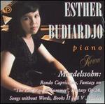 "Mendelssohn: Rondo Capriccioso; Fantasy on ""The Last Rose of Summer"""