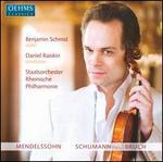 Mendelssohn, Schumann, Bruch: Works for Violin & Orchestra