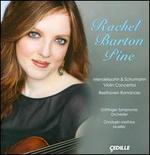 Mendelssohn & Schumann: Violin Concertos; Beethoven: Romances