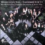 Mendelssohn: Sinfonias 8 & 11