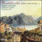 Mendelssohn: Songs & Duets, Vol. 2
