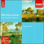 Mendelssohn: Songs without Words - Daniel Adni (piano); Otto Modersohn