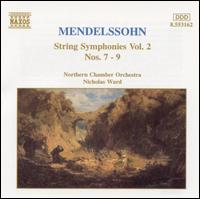 Mendelssohn: String Symphonies Vol. 2, Nos. 7-9 - Catherine Shewell (violin); James Manson (double bass); Jean Soni (viola); Loise Lathan (violin); Michael Dale (viola);...