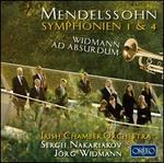 Mendelssohn: Symphonien Nos. 1 & 4