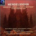 Mendelssohn: Symphony No.2/St.Paul Overture